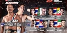 "MX Muay Xtreme Returns to ""Thai vs Farang"" Format"
