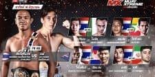 "MX Muay Xtreme Returns to ""Thai vs Farang"" Format"