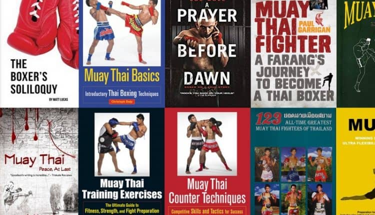 best muay thai books