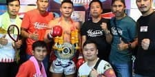 Manachai Clinches WMO Championship Title with KO Victory