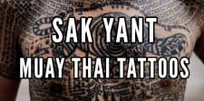 Sak Yant: Muay Thai Tattoos