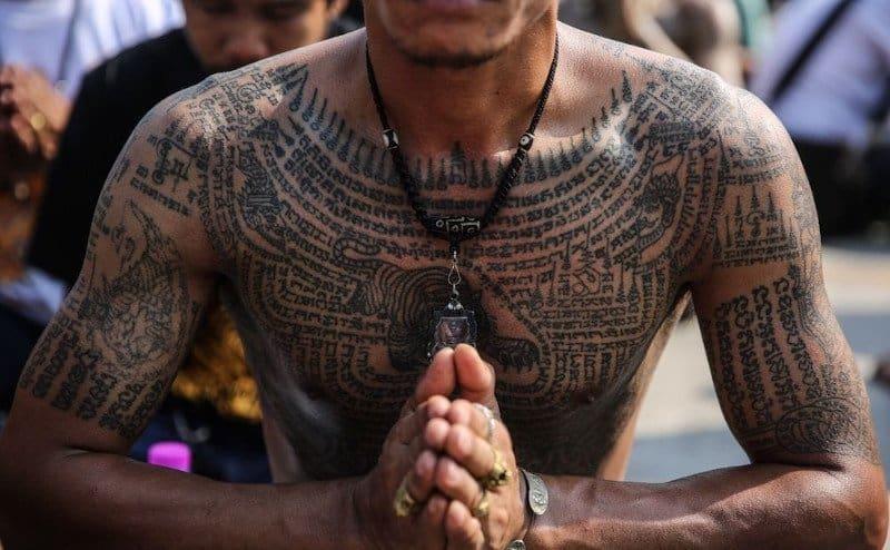 muay thai tattoos