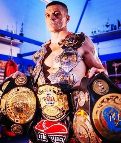 australian muay thai legend