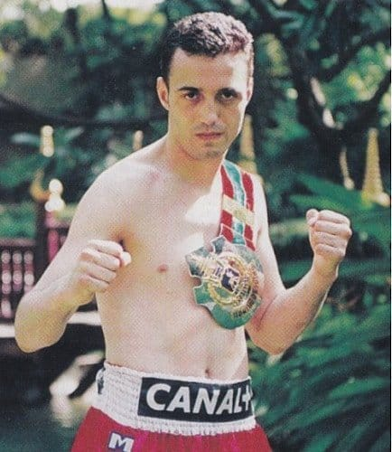 best foreign muay thai fighters