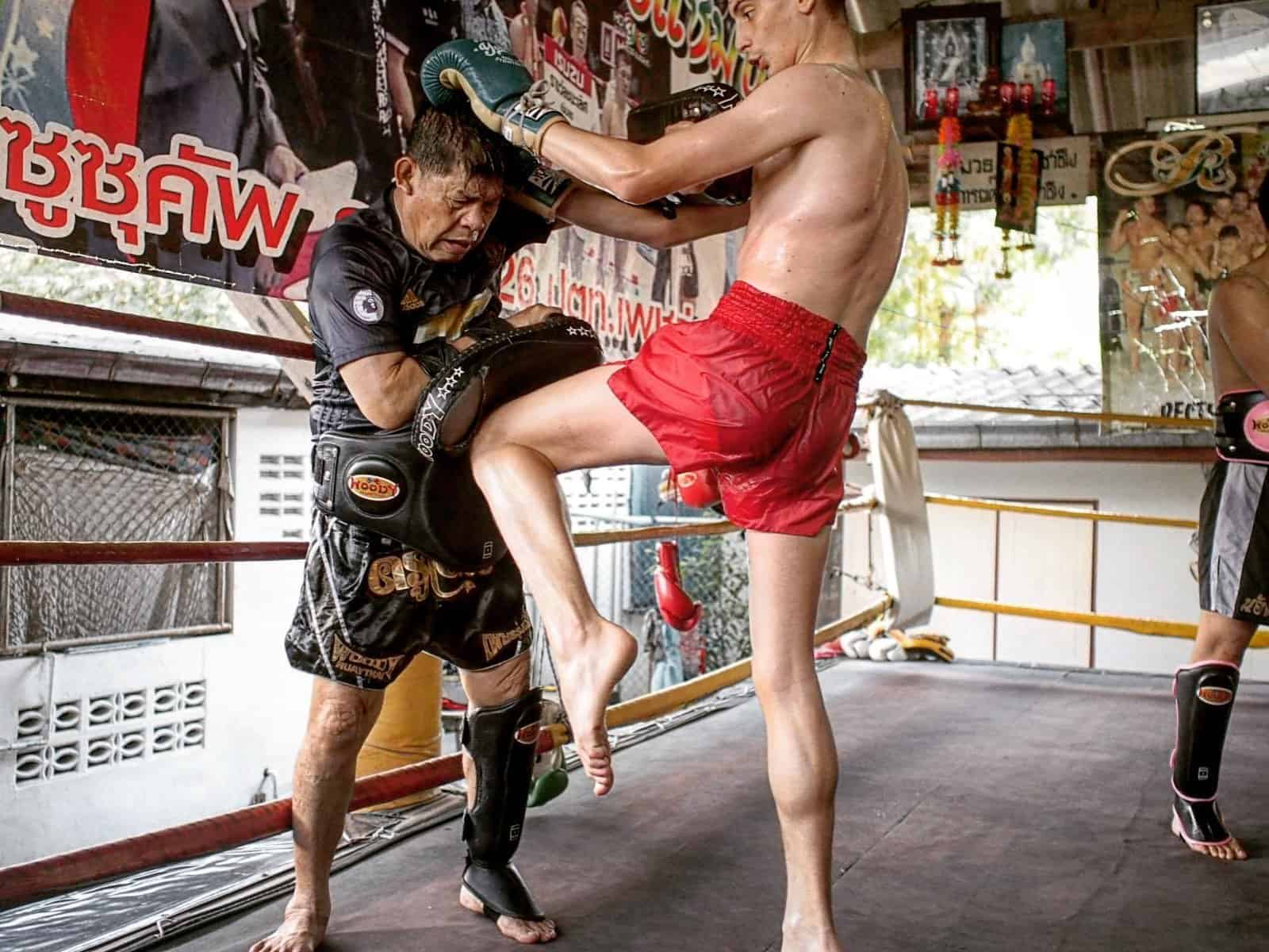 8 limbs of muay thai
