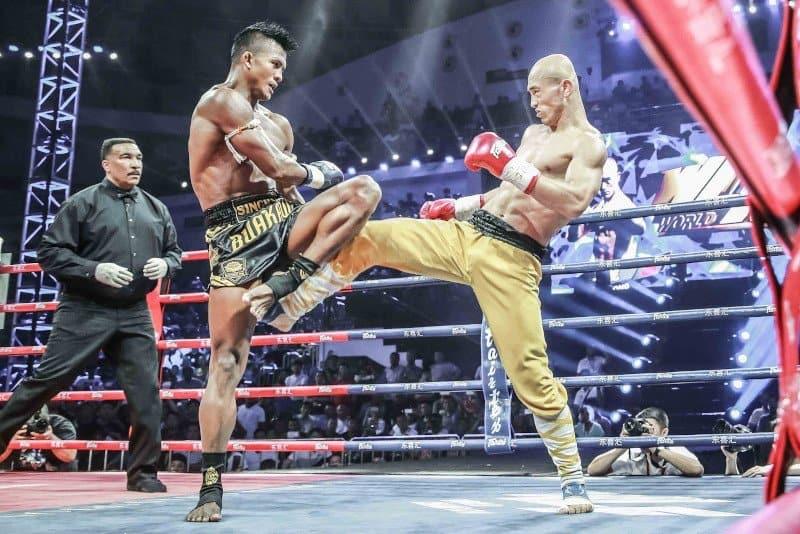 muay thai vs kung fu