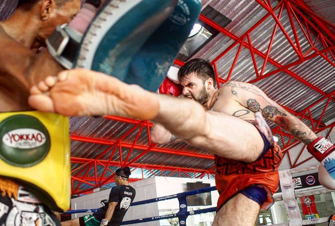 too old for muay thai