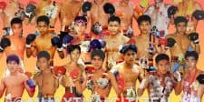 Best Muay Thai Golden Era Fighters