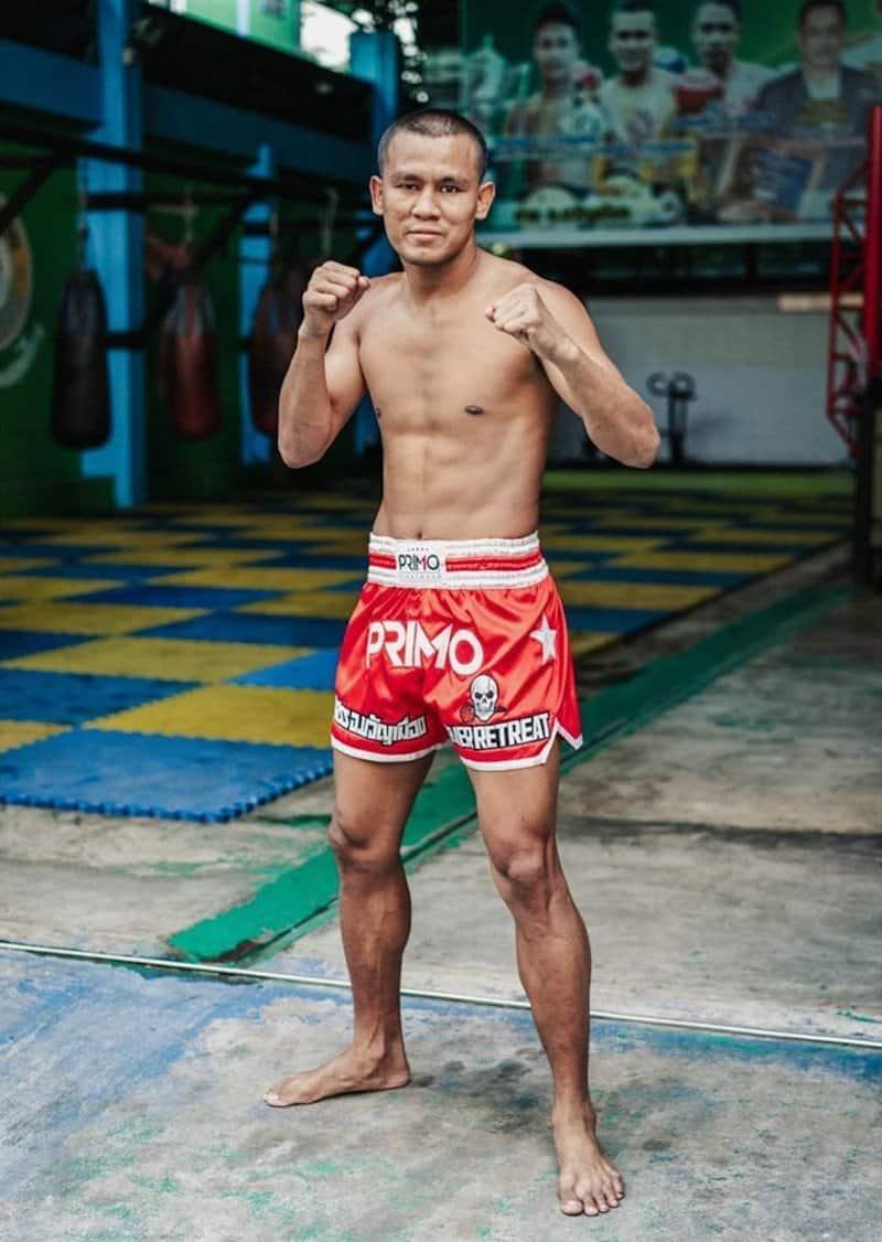 muay thai styles
