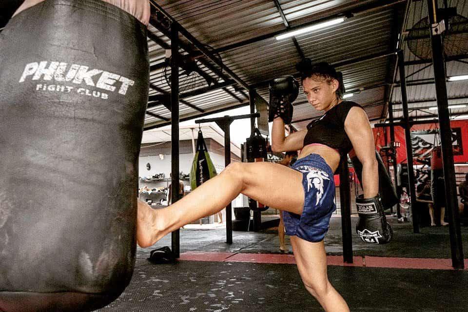 teep kick