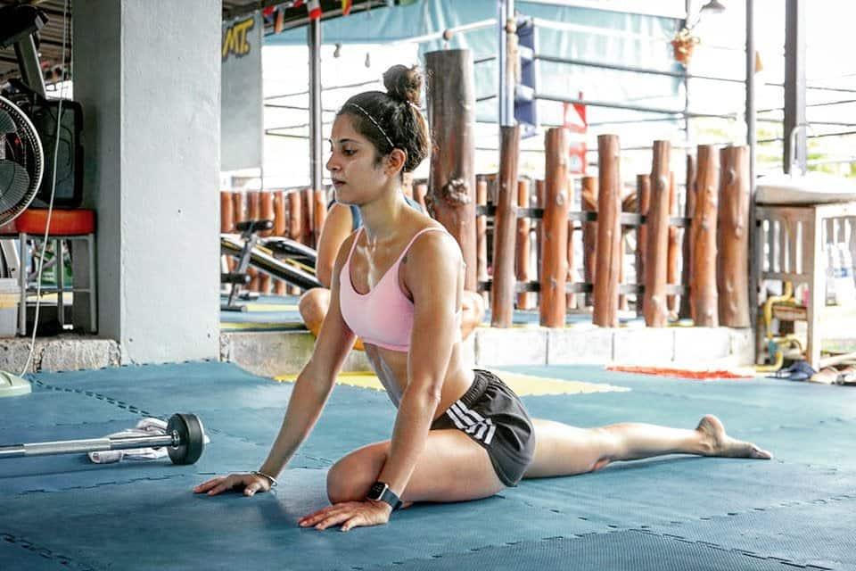 muay thai stretches