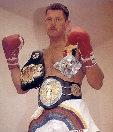 dutch kickboxing legend