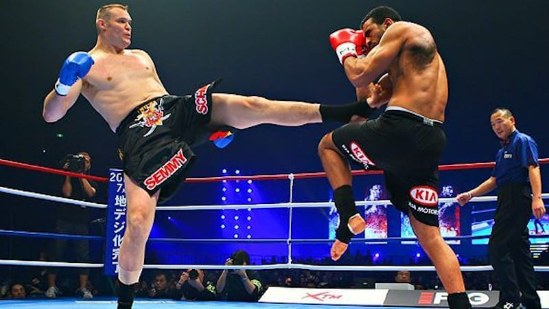 dutch kickboxing