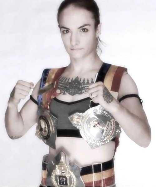 muay thai women