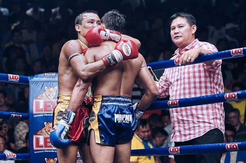 muay thai sportsmanship