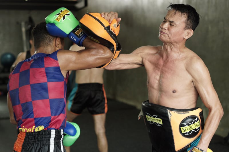 where to train muay thai in thailand