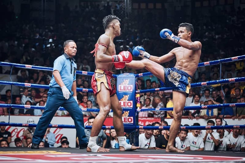 muay thai defense techniques