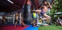Jumping Attacks For Muay Thai